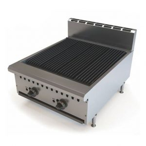 Seaforth Group SG-BB36MCE Charbroiler with Natural Gas and LPG Conversion