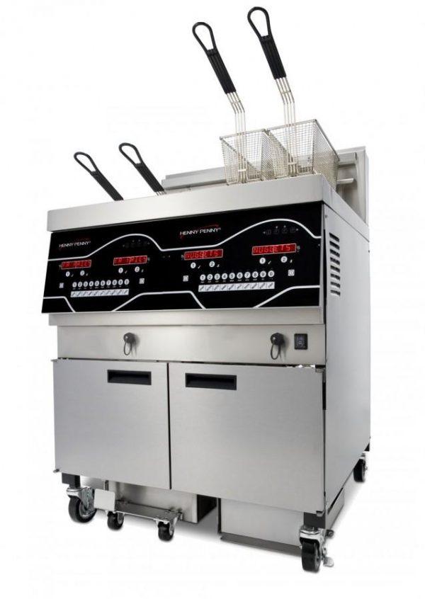 Henny Penny EEE-142 Electric 2-Well Evolution Elite® Open Fryer