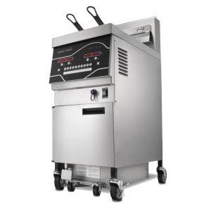 Henny Penny EEG-241 Gas 1 Well Open Fryer