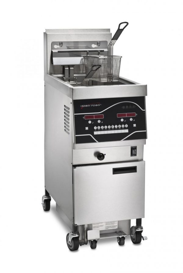 Henny Penny EEE-141 Electric 1-Well Evolution Elite® Open Fryer