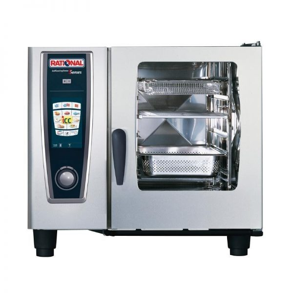 Rational SCC61 Self Cooking Centre - Electric Oven